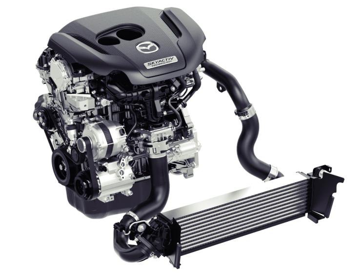 new engine mazda 6 2020